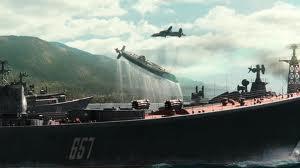 Barco guerra fría