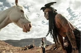 Depp y el caballo