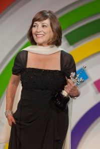 Carmen Maura, Premio Donostia 2013 - Foto Ignacio López