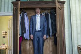 dentro del armario