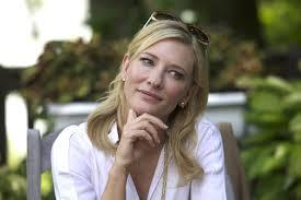 CAte Blanchett cuapa