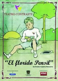 florido pensil-contraste-CARTEL FLORIDO