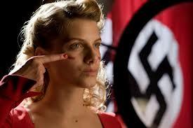 Shossanna y la badera nazi
