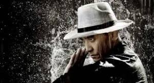 Ip man PP bajo la lluvia
