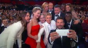 Haciendo el selfie