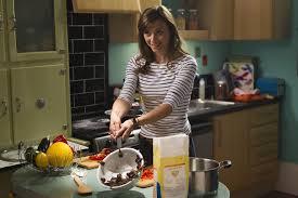 leonor en la cocina