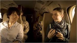 Manu Zapata_El cine (de estreno) fácil de leer_vivazapata.net_con su hija en el avión