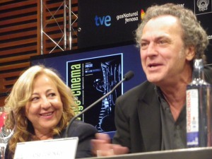 José Coronado y Carmen Machi de Murieron por encima de sus posibilidades