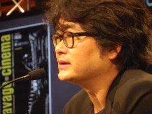 Sung Bo Shim, director de HAEMOO      Foto: Manu Zapata