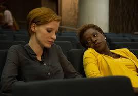 Manu Zapata_El cine (de estreno) fácil de leer_vivazapata.net_Jessica con Viola Davis