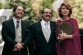 Manu Zapata_El cine (de estreno) fácil de leer_vivazapata.net_Ahora o nunca_Gracia Olayo y los padres de los novios
