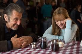 Manu Zapata_El cine (de estreno) fácil de leer_vivazapata.net_Señor Manglehorn Al Pacino y Holly Hunter