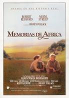 13.- Memorias de África