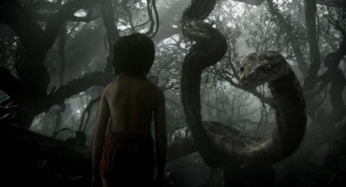 Manu Zapata_El cine (de estreno) fácil de leer_vivazapata.net_EL LIBRO DE LA SELVA_Mowgli con Kaa ok