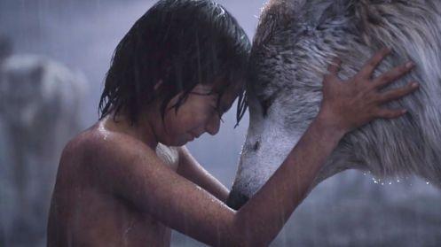 Manu Zapata_El cine (de estreno) fácil de leer_vivazapata.net_EL LIBRO DE LA SELVA_Mowgli se despide de su madre