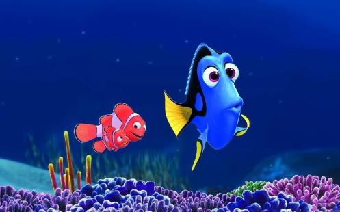 Manu Zapata_El cine (de estreno) fácil de leer_vivazapata.net_BUSCANDO A DORY_Dory, Nemo y Marlin