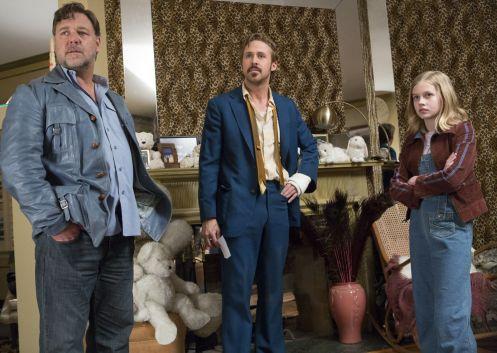Manu Zapata_El cine (de estreno) fácil de leer_vivazapata.net_DOS BUENOS TIPOS_Crowe, Gosling y la niña