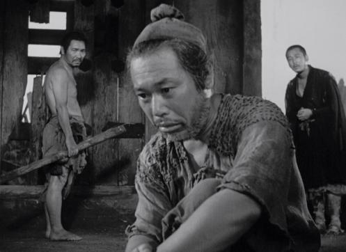 Manu Zapata_El cine (de estreno) fácil de leer_vivazapata.net_RASHOMON_El leñador, el maleante y el monje