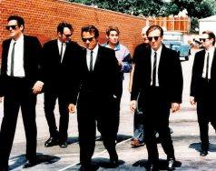 Manu Zapata_El cine (de estreno) fácil de leer_vivazapata.net_RASHOMON_Reservoir Dogs