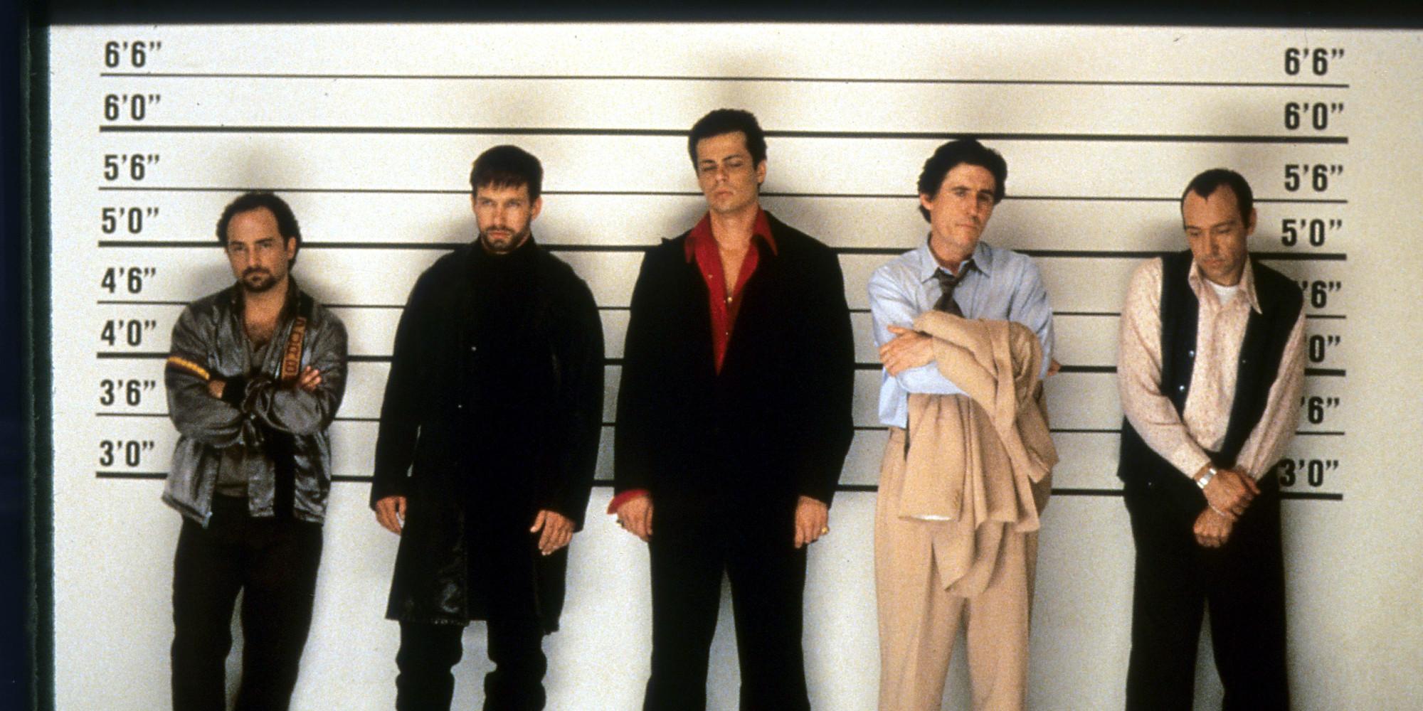 películas de 1995: Sospechosos habituales, dirigido por Ron Howard