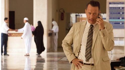 Manu Zapata_El cine (de estreno) fácil de leer_vivazapata.net_ESPERANDO AL REY_Tom Hanks telefonea desde el hotel