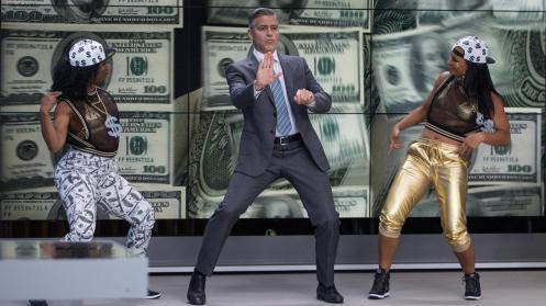 Manu Zapata_El cine (de estreno) fácil de leer_vivazapata.net_MONEY MONSTER_George Clooney haciendo el payaso 3