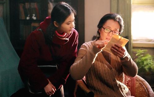 Manu Zapata_El cine (de estreno) fácil de leer_vivazapata.net_REGRESO A CASA_Gong Li y su hija