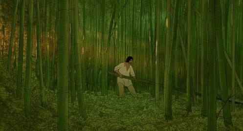 manu-zapata_el-cine-de-estreno-facil-de-leer_vivazapata-net_la-tortuga-roja_en-el-bosque-de-bambu