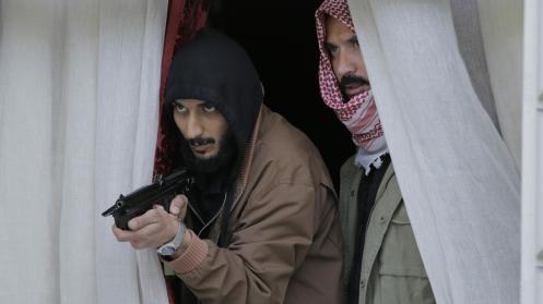 Manu Zapata_El cine (de estreno) fácil de leer_vivazapata.net_6 DÍAS_Terroristas de Arabistán 2