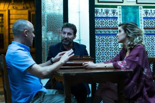 Manu Zapata_El cine (de estreno) fácil de leer_vivazapata.net_EL AUTOR_Javier Gutiérrez, María León y Antonio de la Torre