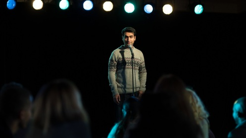 "Kumail Nanjiani as ""Kumail"" in THE BIG SICK. Photo by Nicole Rivelli."