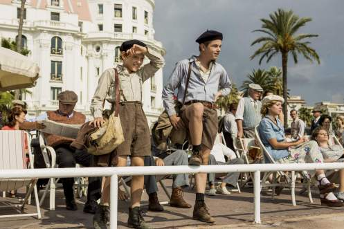 Manu Zapata_El cine (de estreno) fácil de leer_vivazapata.net_UNA BOLSA DE CANICAS_Frente al Mediterráneo