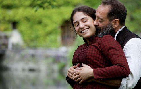 Manu Zapata_El cine (de estreno) fácil de leer_vivazapata.net_RODIN_Izia Higuelin y Vincent Lindon