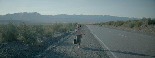 Manu Zapata_El cine (de estreno) fácil de leer_vivazapata.net_LA NOVIA DEL DESIERTO_Paulina García andando por el desierto