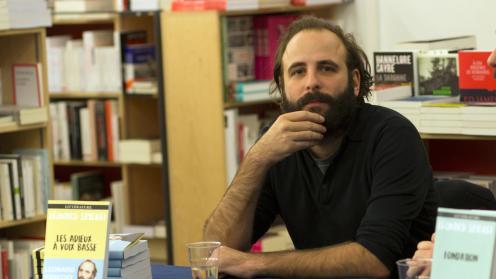 Manu Zapata_El cine (de estreno) fácil de leer_vivazapata.net_DOBLES VIDAS_Vincent Macaigne