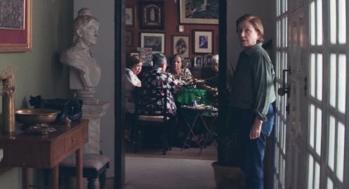Manu Zapata_El cine (de estreno) fácil de leer_vivazapata.net_LAS HEREDERAS_Ana Brun y las clientas del taxi