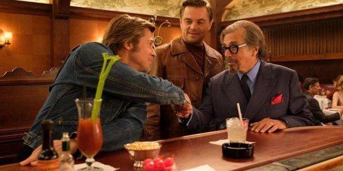 Manu Zapata_El cine (de estreno) fácil de leer_vivazapata.net_ÉRASE UNA VEZ EN HOLLYWOOD_Brad Pitt Al Pacino y Leonardo DiCaprio