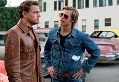 Manu Zapata_El cine (de estreno) fácil de leer_vivazapata.net_ÉRASE UNA VEZ EN HOLLYWOOD_Leonardo DiCarpio y Brad Pitt