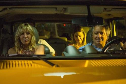 Manu Zapata_El cine (de estreno) fácil de leer_vivazapata.net_UN VERANO EN IBIZA_Mathilde Seigneur y Christian Clavier