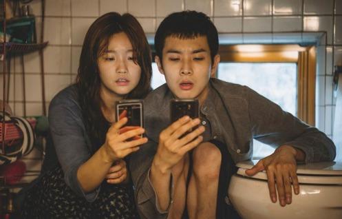 So-dam Park Woo-seek-Choi_Manu Zapata_El cine (de estreno) fácil de leer_vivazapata.net_PARÁSITOS