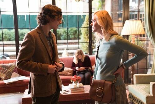 Timothée Chalamet y Elle Fanning_Manu Zapata_El cine (de estreno) fácil de leer_vivazapata.net_DÍA DE LLUVIA EN NUEVA YORK