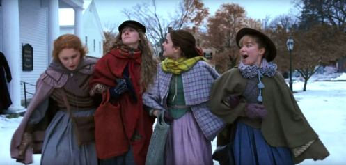 Emma Watson, Florence Pugh, Saoirse Ronan_Manu Zapata_El cine (de estreno) fácil de leer_vivazapata.net_MUJERCITAS