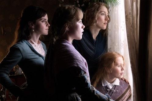 Florence Pugh, Saoirse Ronan, Emma Watson_Manu Zapata_El cine (de estreno) fácil de leer_vivazapata.net_MUJERCITAS